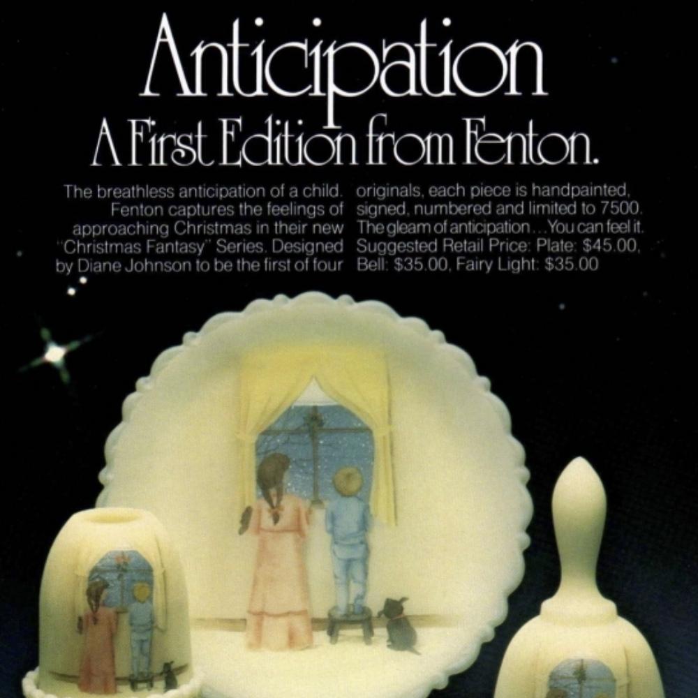 1983 Anticipation Insert
