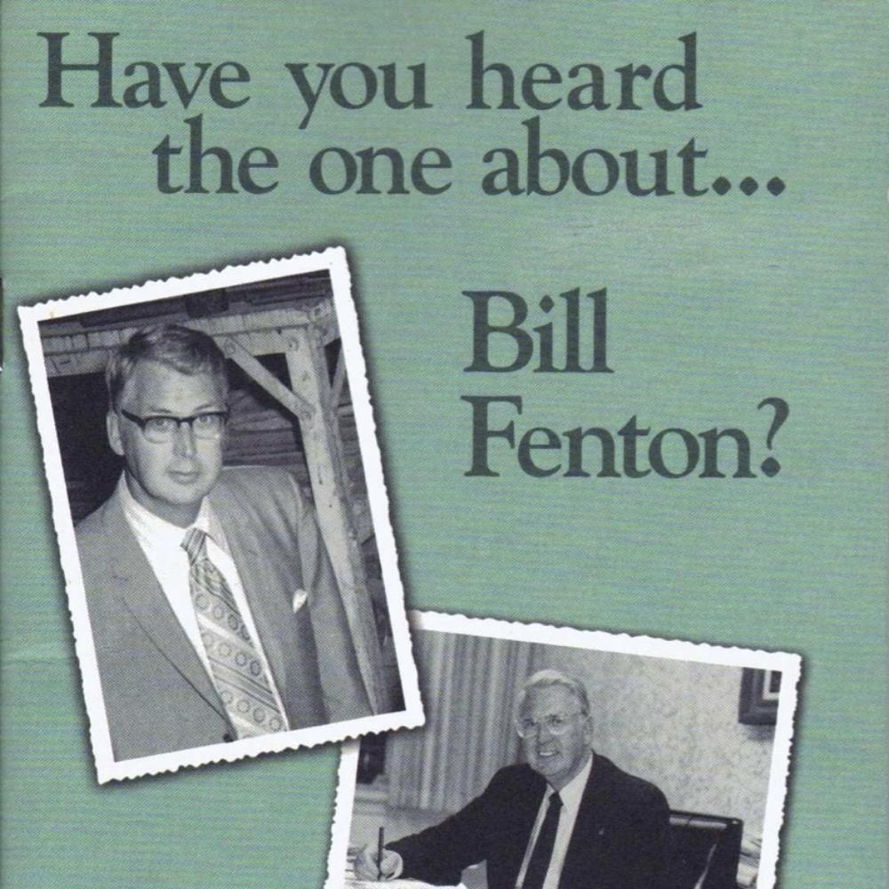 1998 Bill Fenton Book