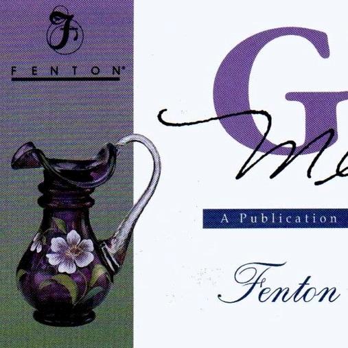 2001 Glass Messgr Brochure