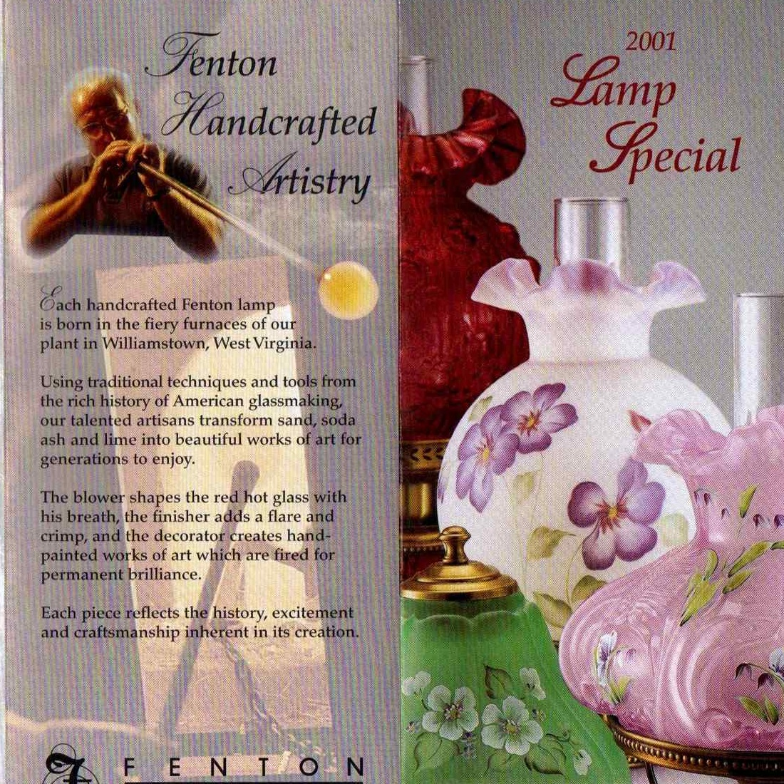 2001 Lamp Special