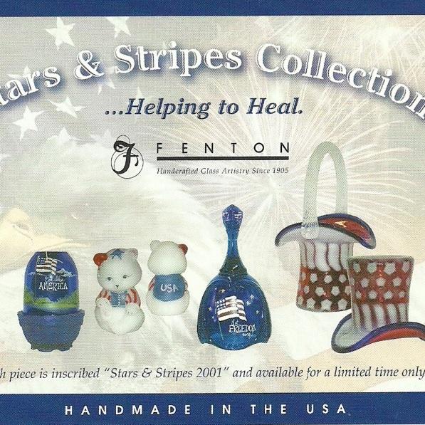 2001 Stars & Stripes