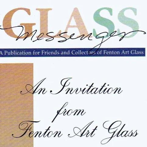 2002 Glass Messenger