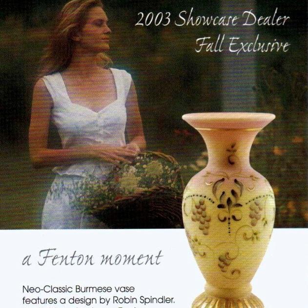 2003 Fall Showcase Dealer