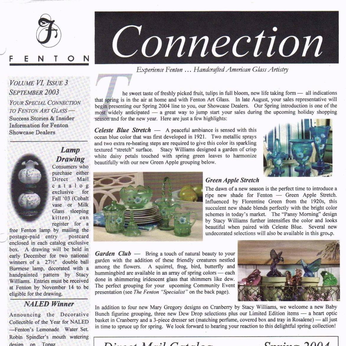 2003 Sept Fenton Connection
