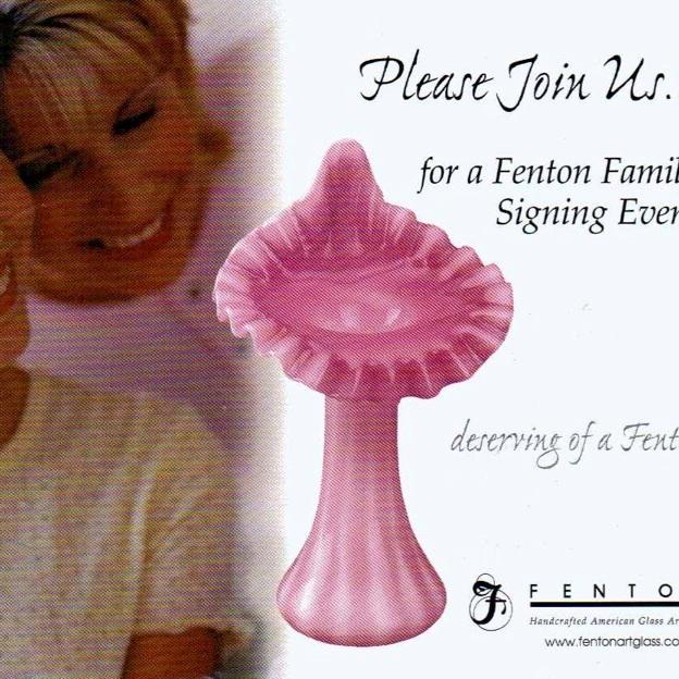 2004 Signing Event Postcard
