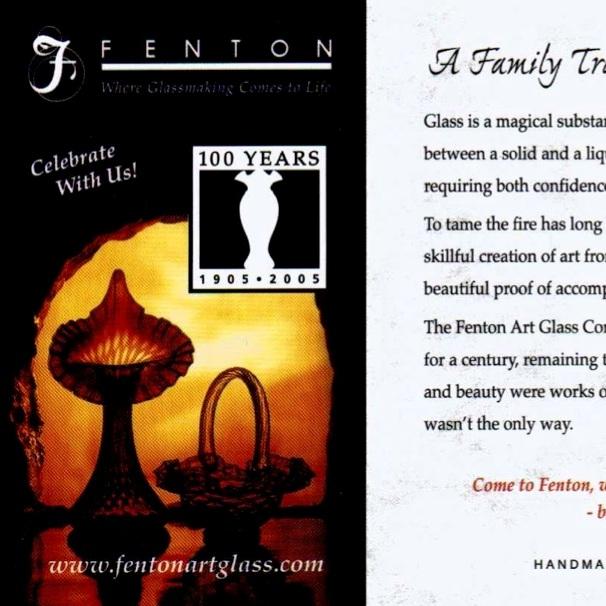 2005 Celebrate Post Card
