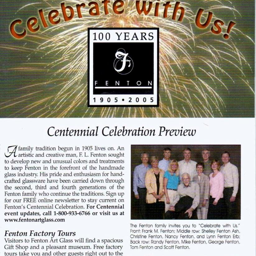 2005 Centennial Celeb. Preview