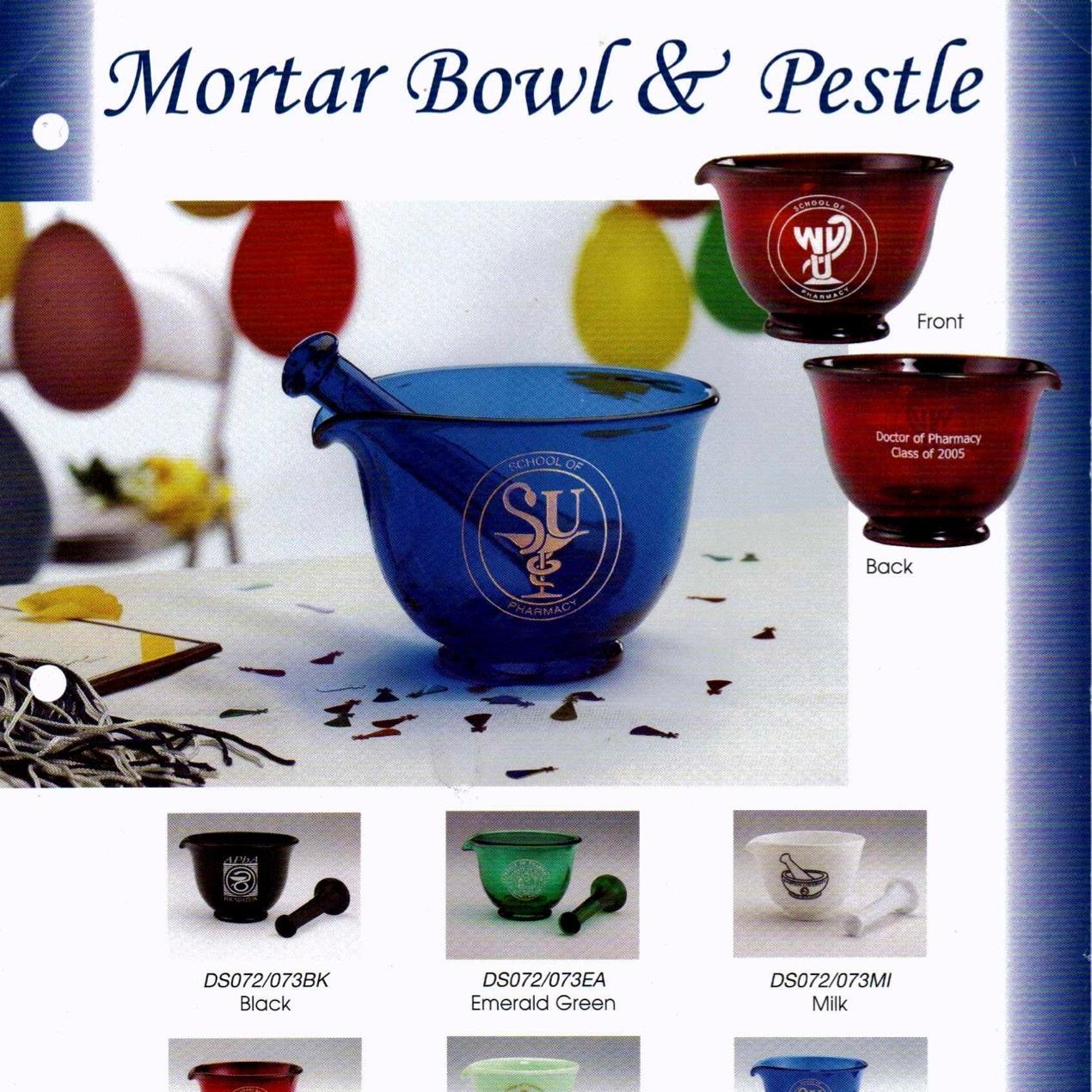 2005 Custom Mortar Bowl