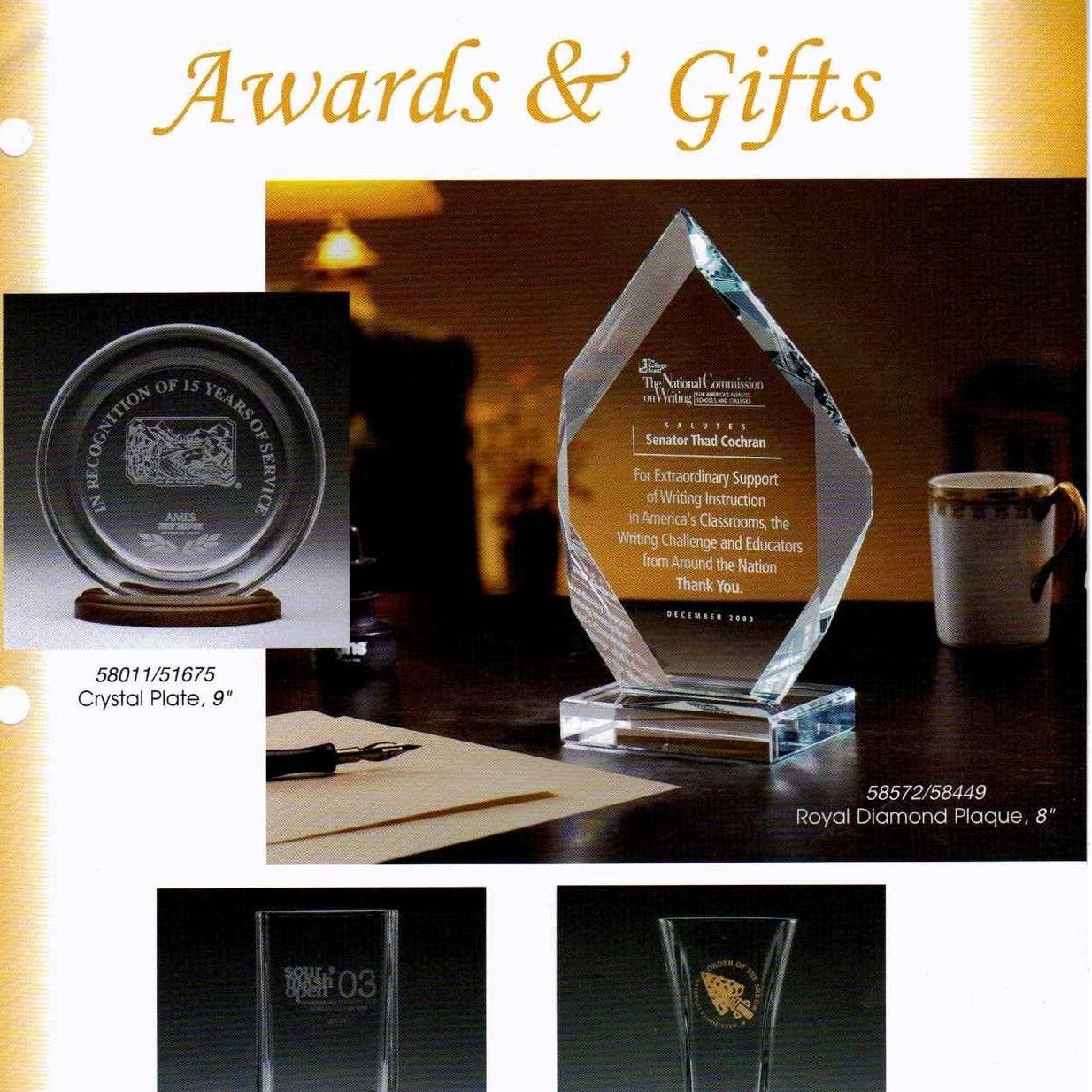 2005 Custom Awards & Gifts