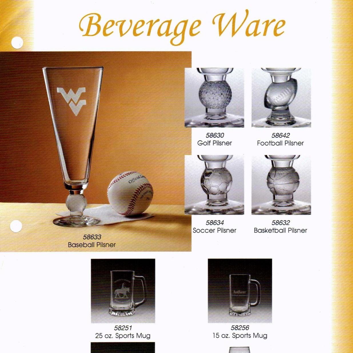 2005 Custom Beverage Ware
