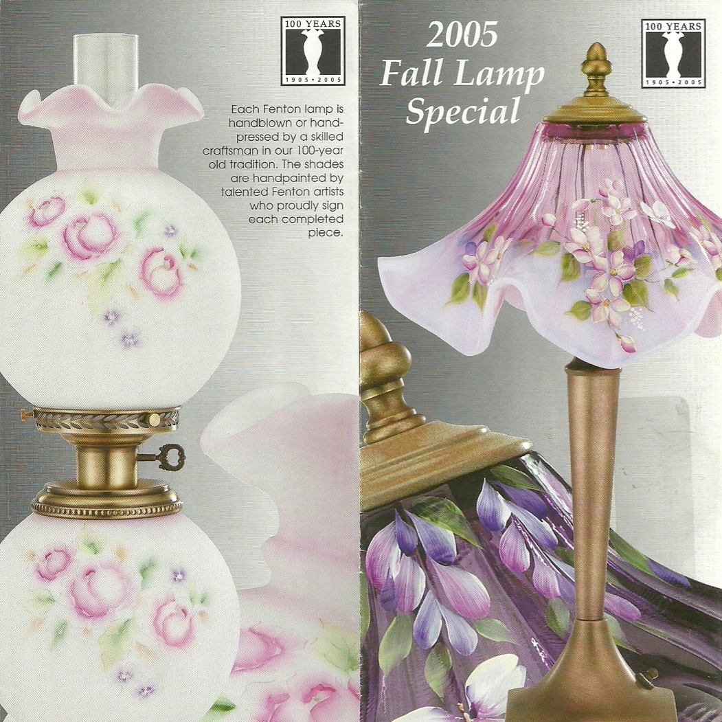 2005 Fall Lamp Special
