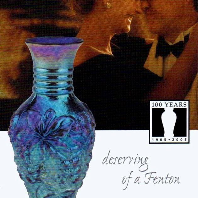 2005 Favrene Vase Post Card