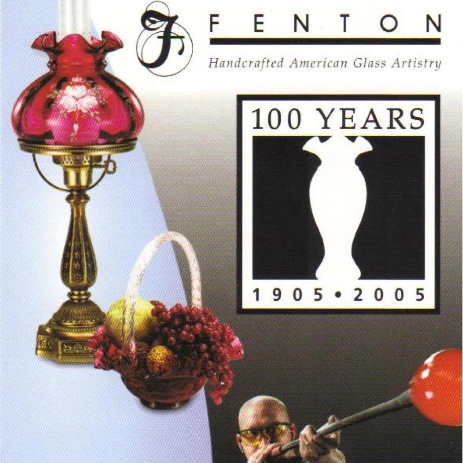 2005 Fenton Anniversary Ad