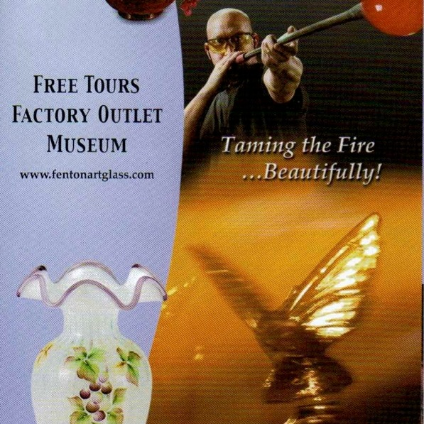 2005 Taming the Fire Brochure