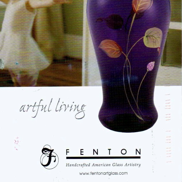 2006 Artful Living Post Card