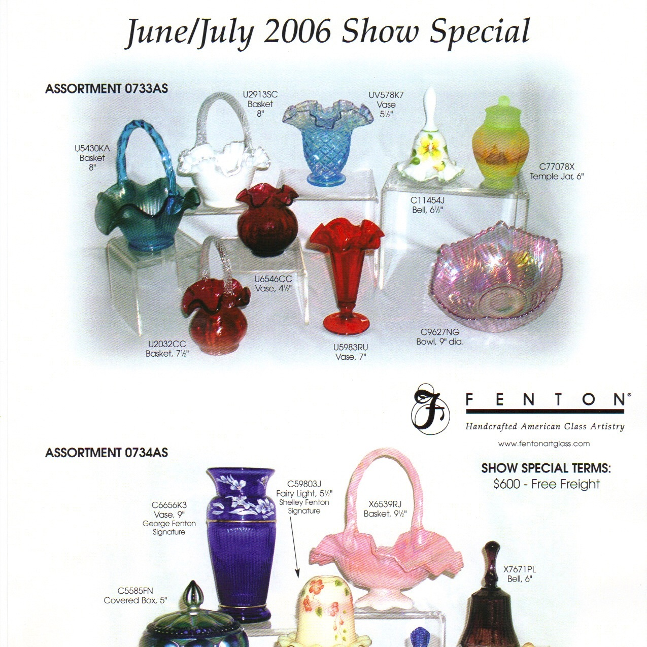 2006 June-July Show Special