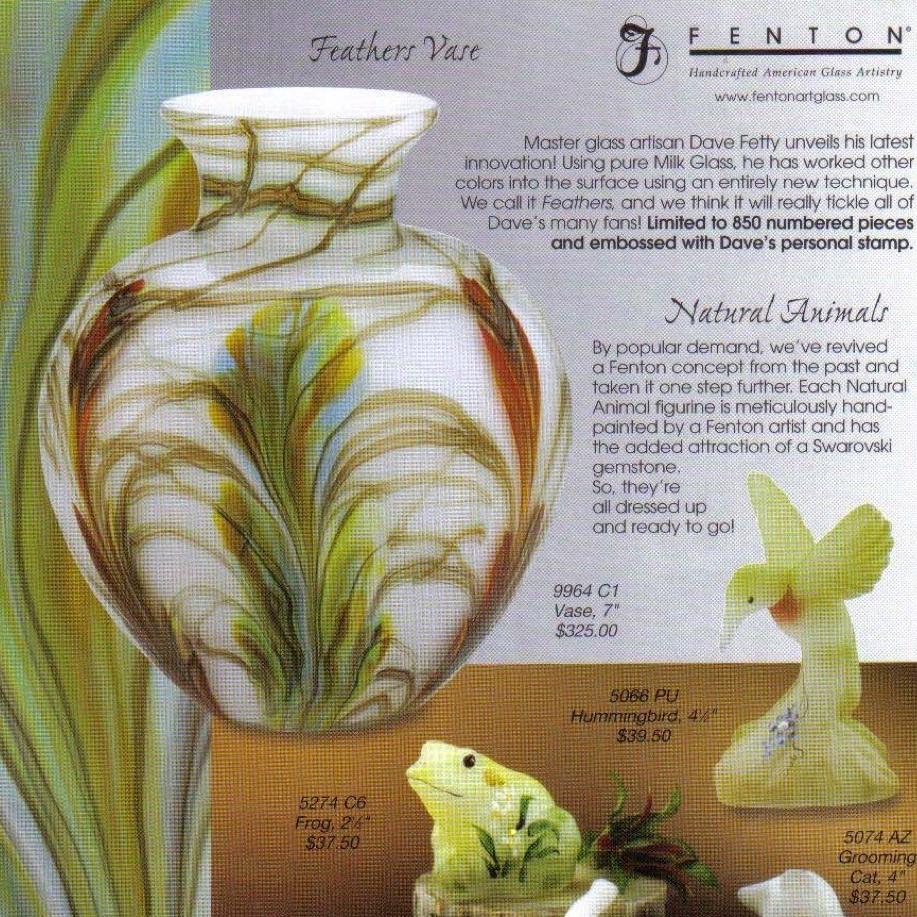2007 Catalog Exclusive