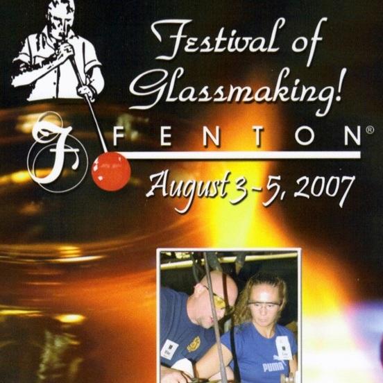 2007 Festival of Glassmaking