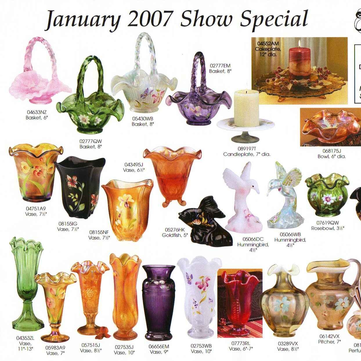 2007 January Show Special