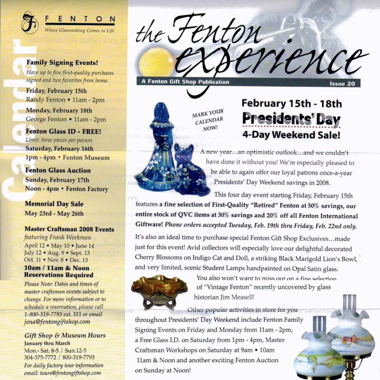 2008 Feb Sale Flyer