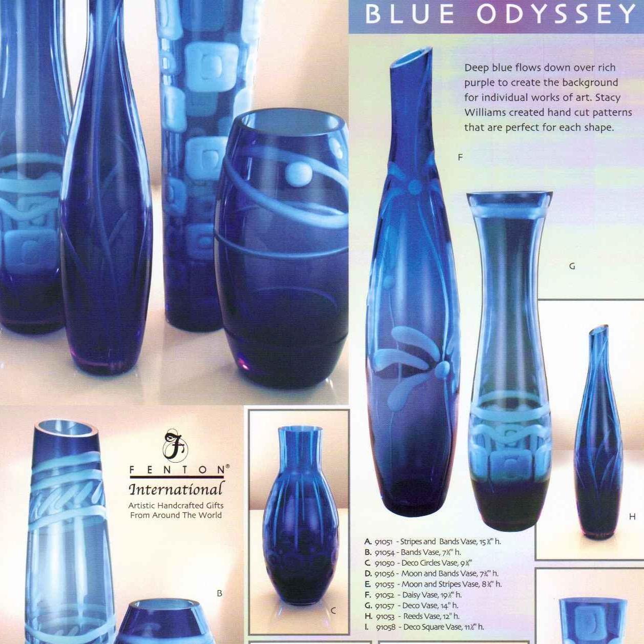 2009 Blue Odyssey