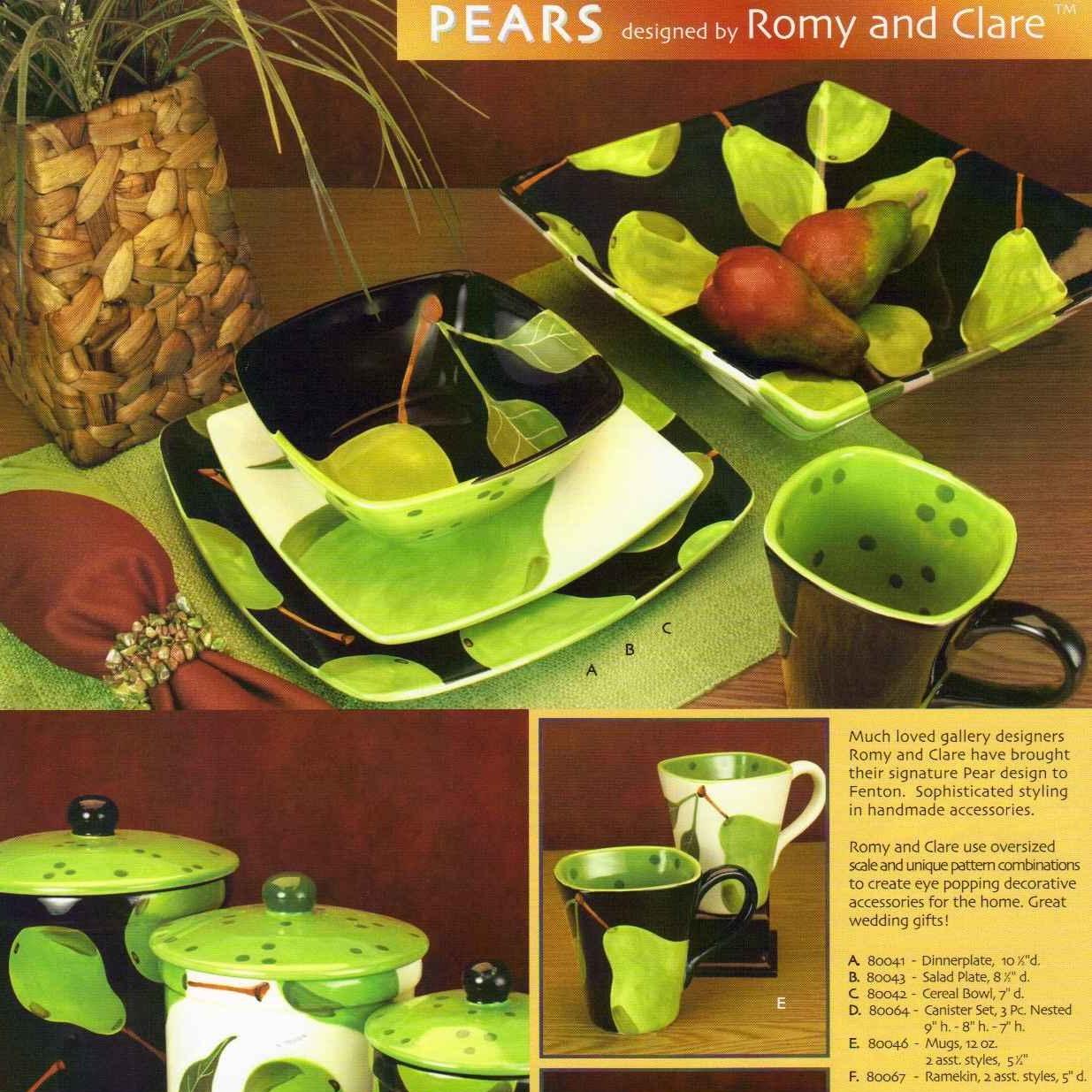 2009 Pears