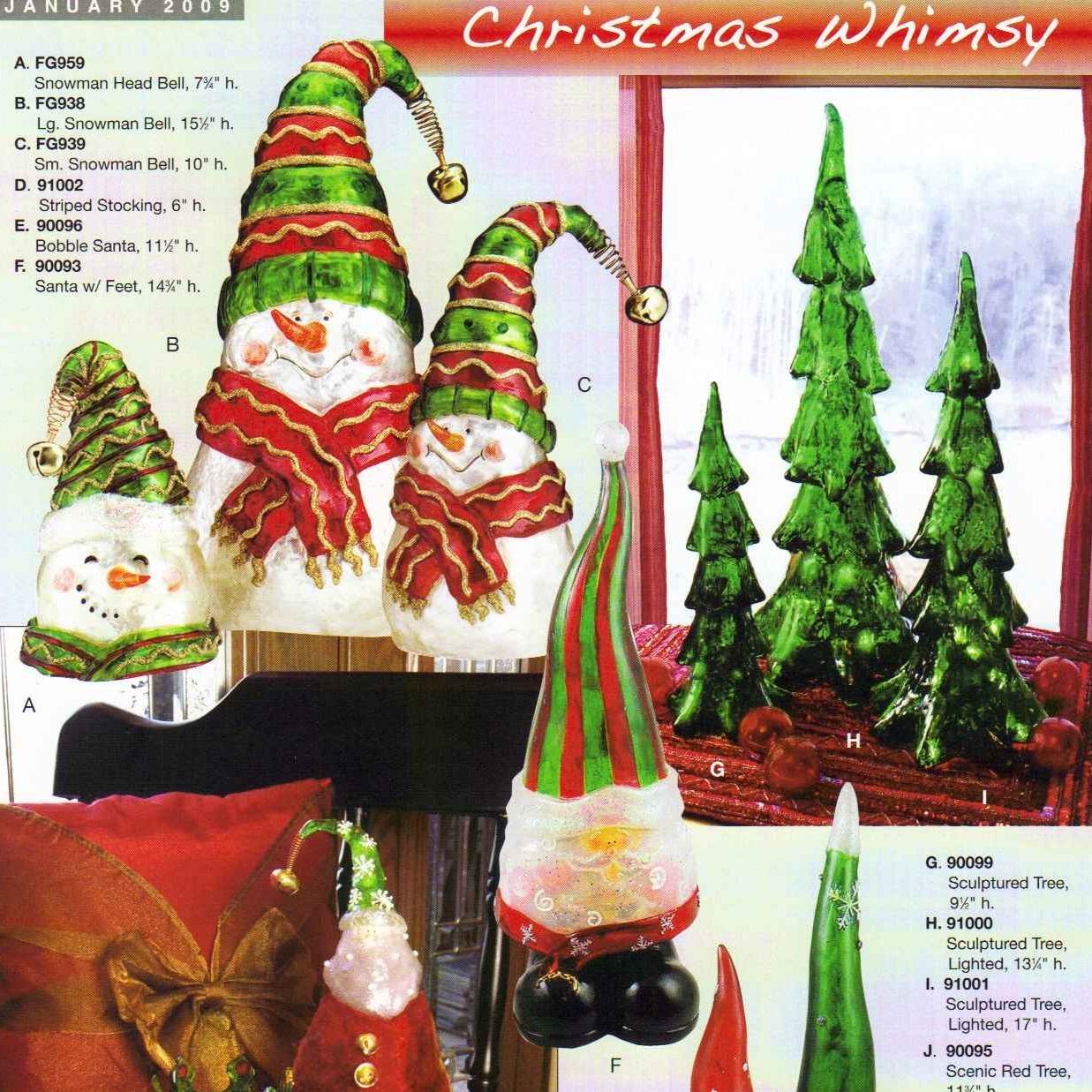 2009 Jan Christmas Whimsy