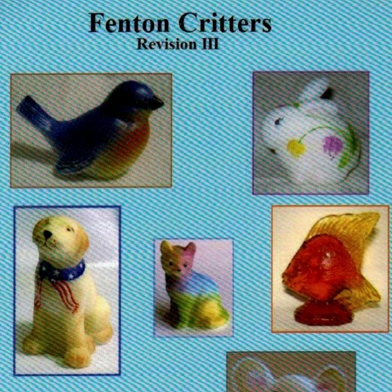 2011 Fenton Critters Rev 3 Card