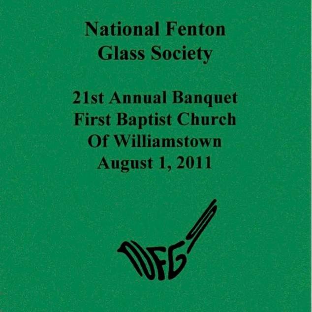 2011 NFGS Banquet