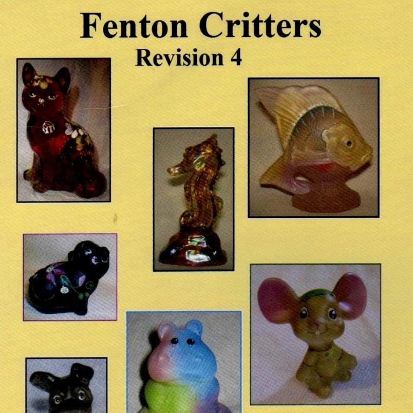 2012 Fenton Critters 4 Card