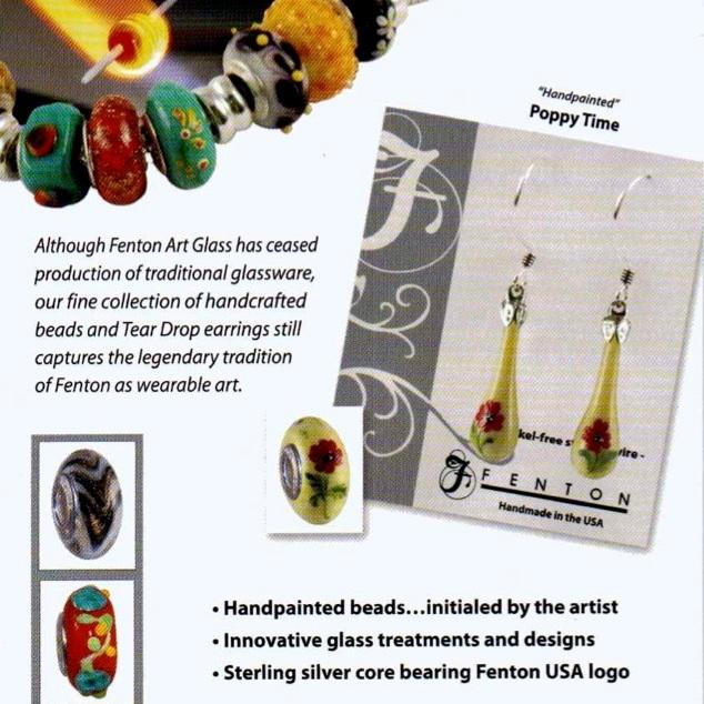 2012 Memorial Day Bead Card