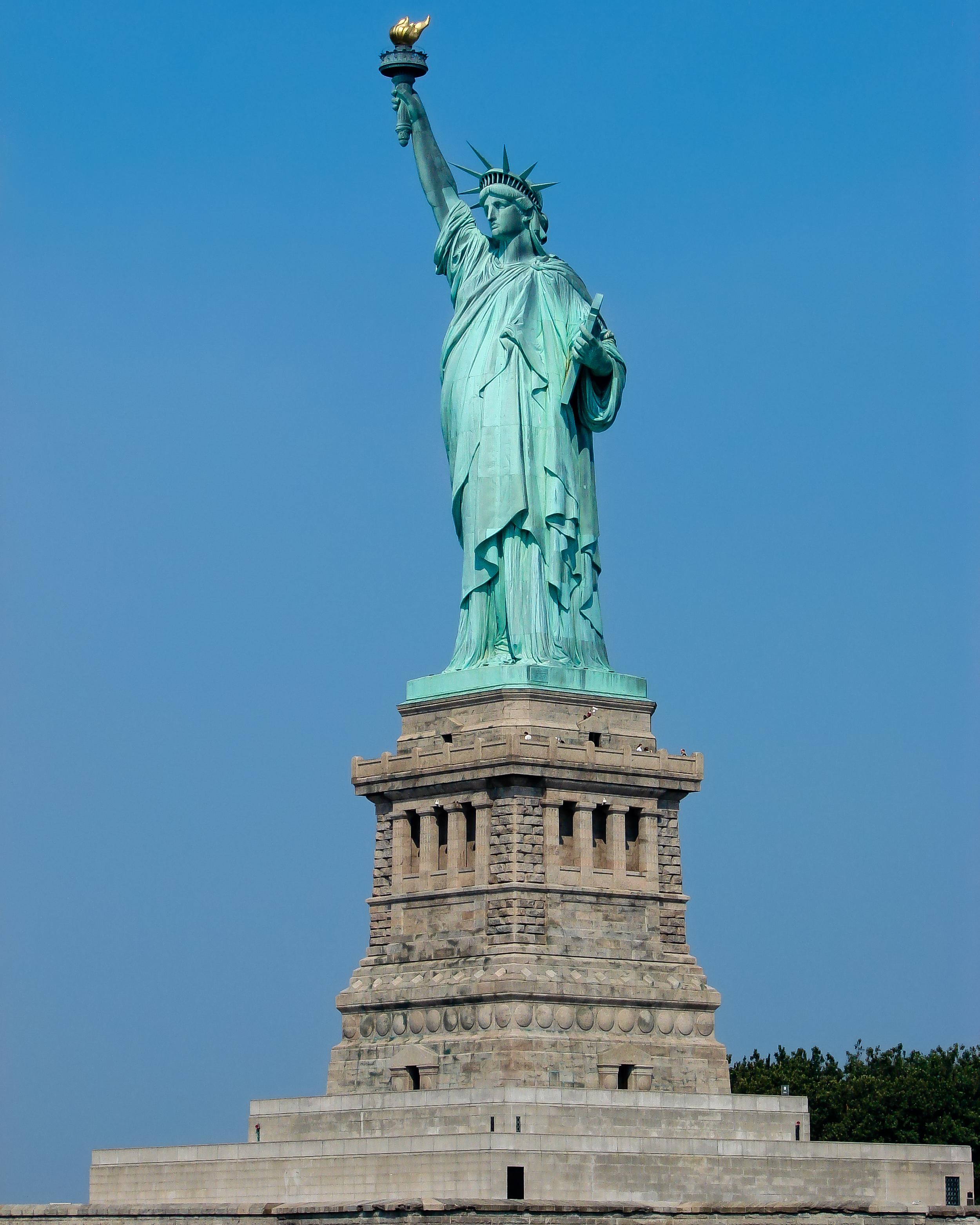 Lady Liberty - Statue of Liberty (NY, USA)