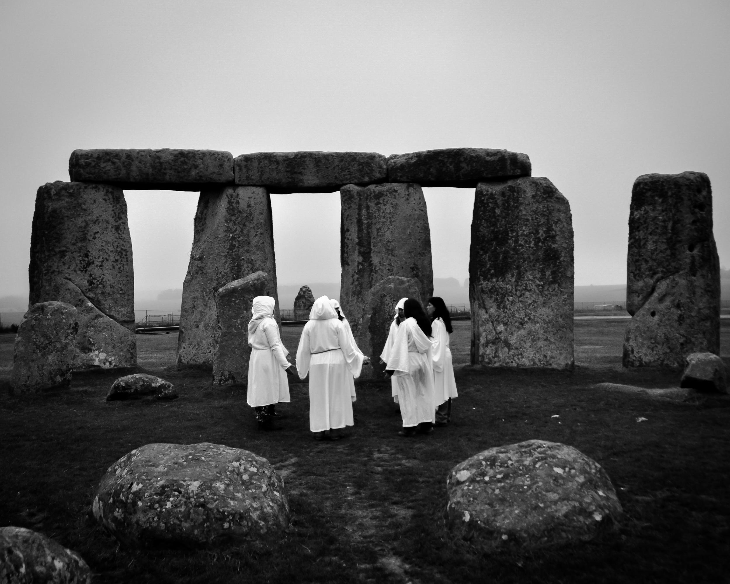Druids - Stonehenge (England)