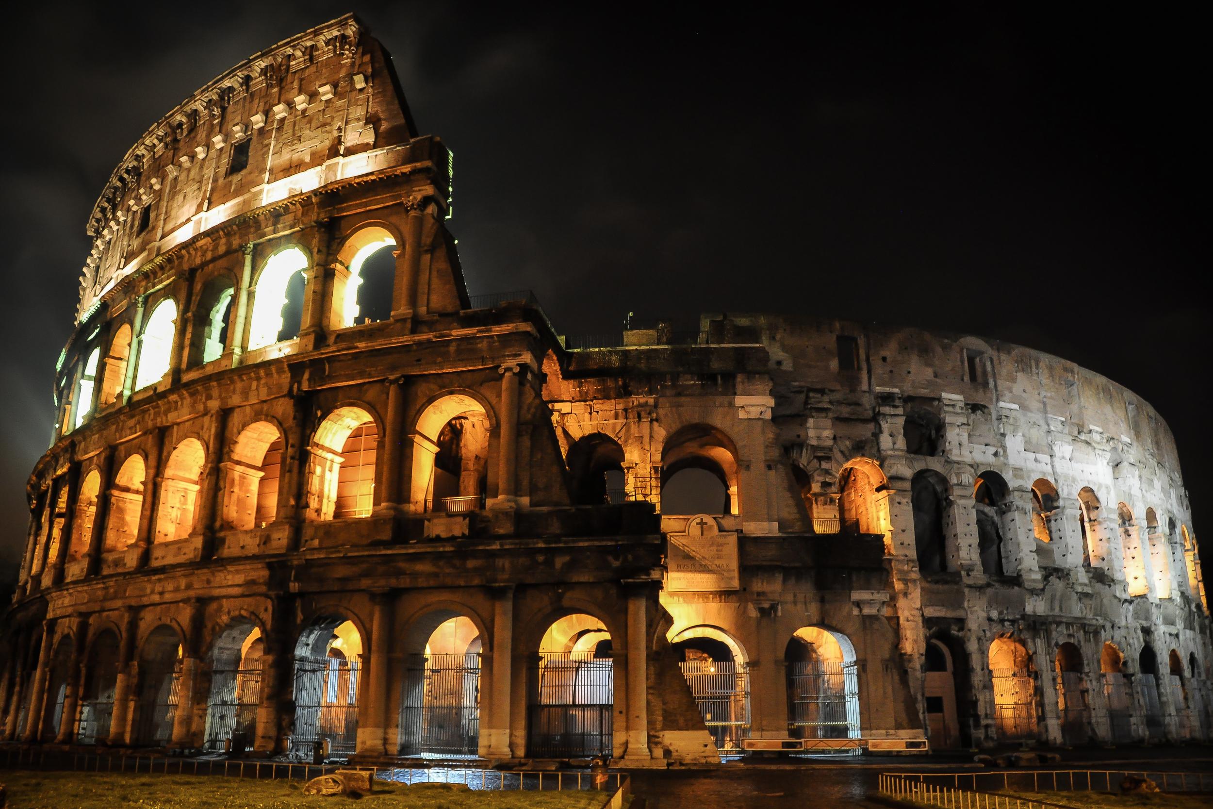 Empire - Collessium (Rome, Italy)