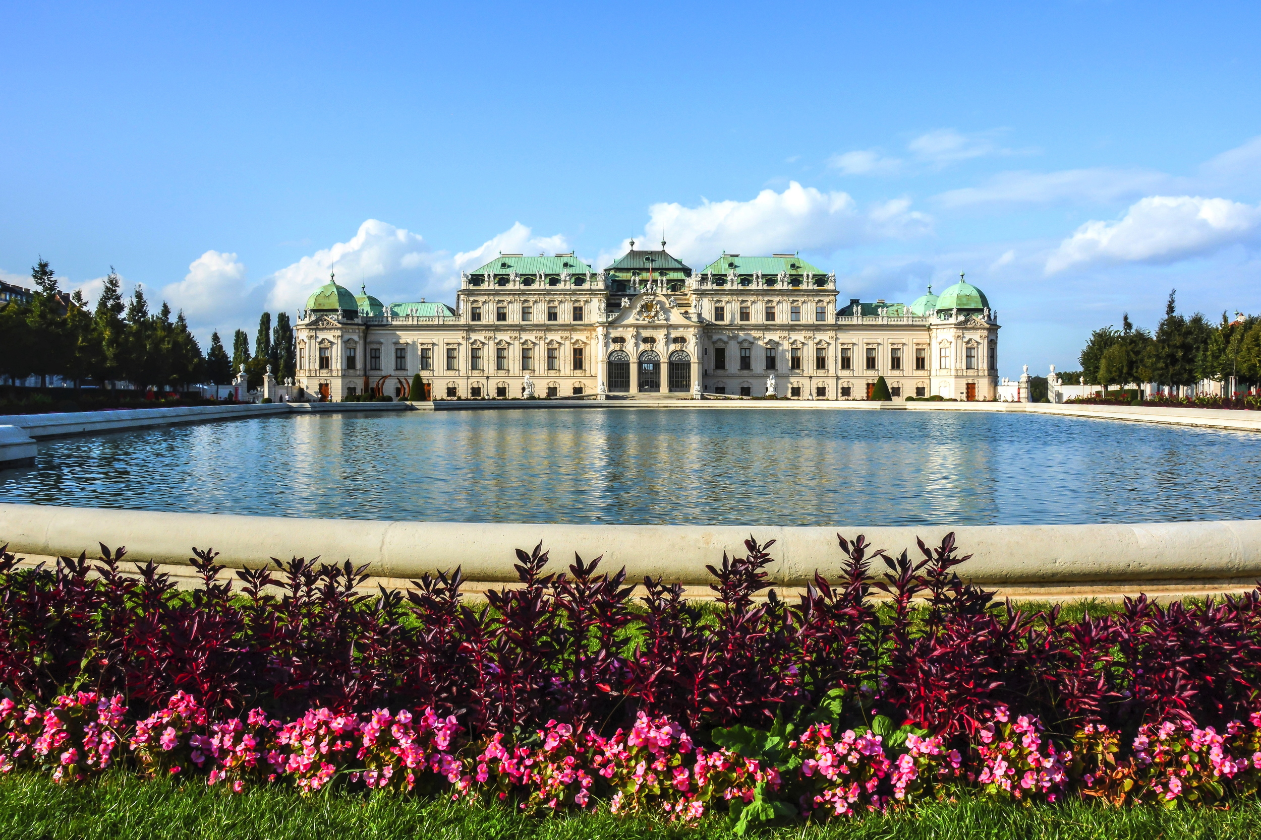 European Extravagance - Belvedere Palace (Vienna, Austria)