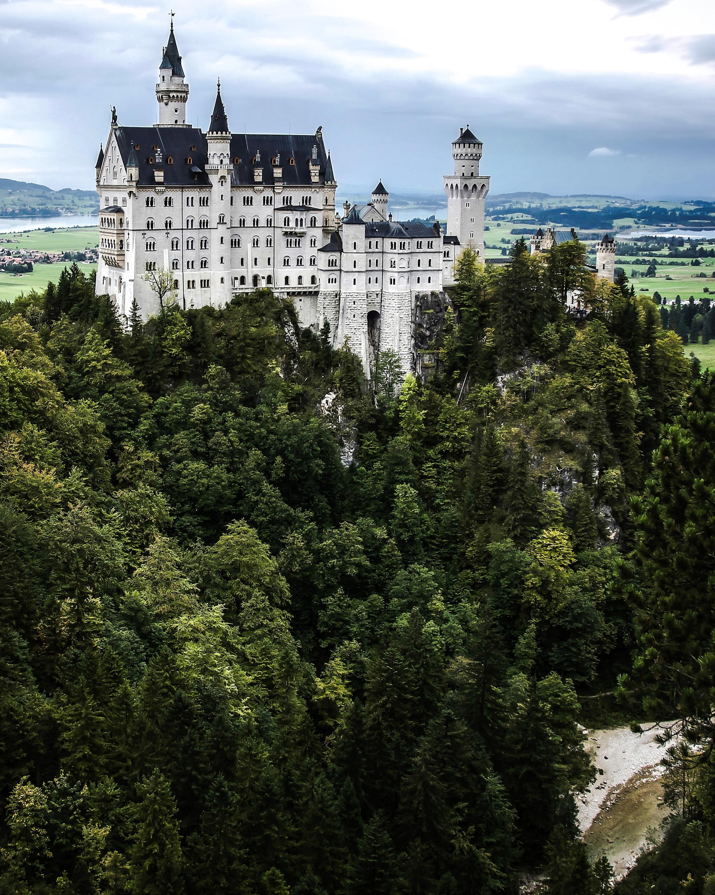 German Fairytale - Neuschwanstein Castle (Germany)
