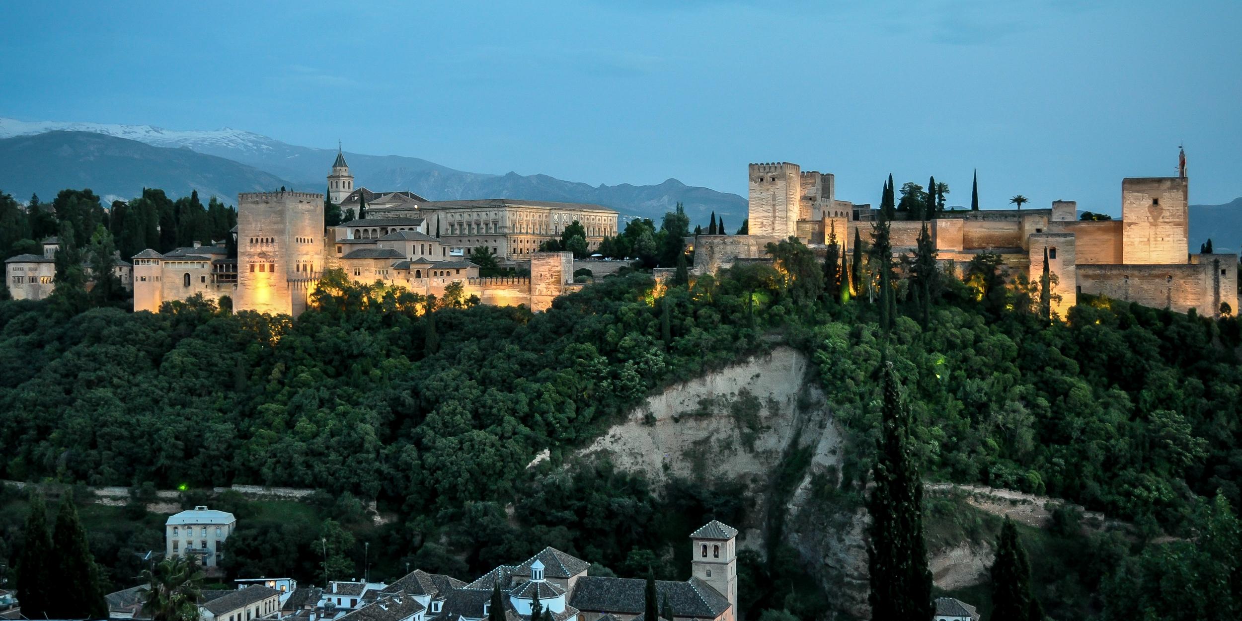 Moorish Magnificence - Alhambra (Granada, Spain)