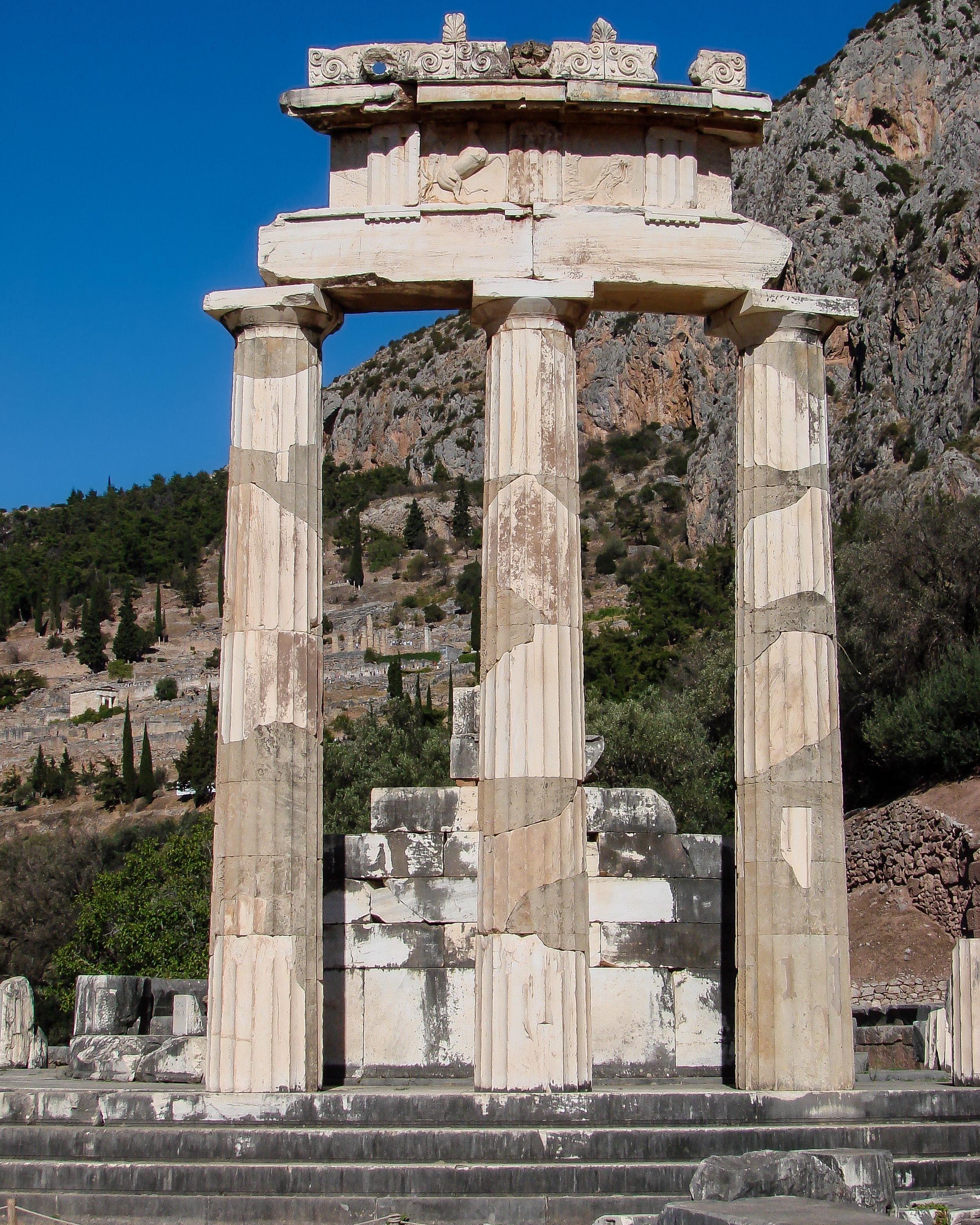 Oracle - Delphi, Greece