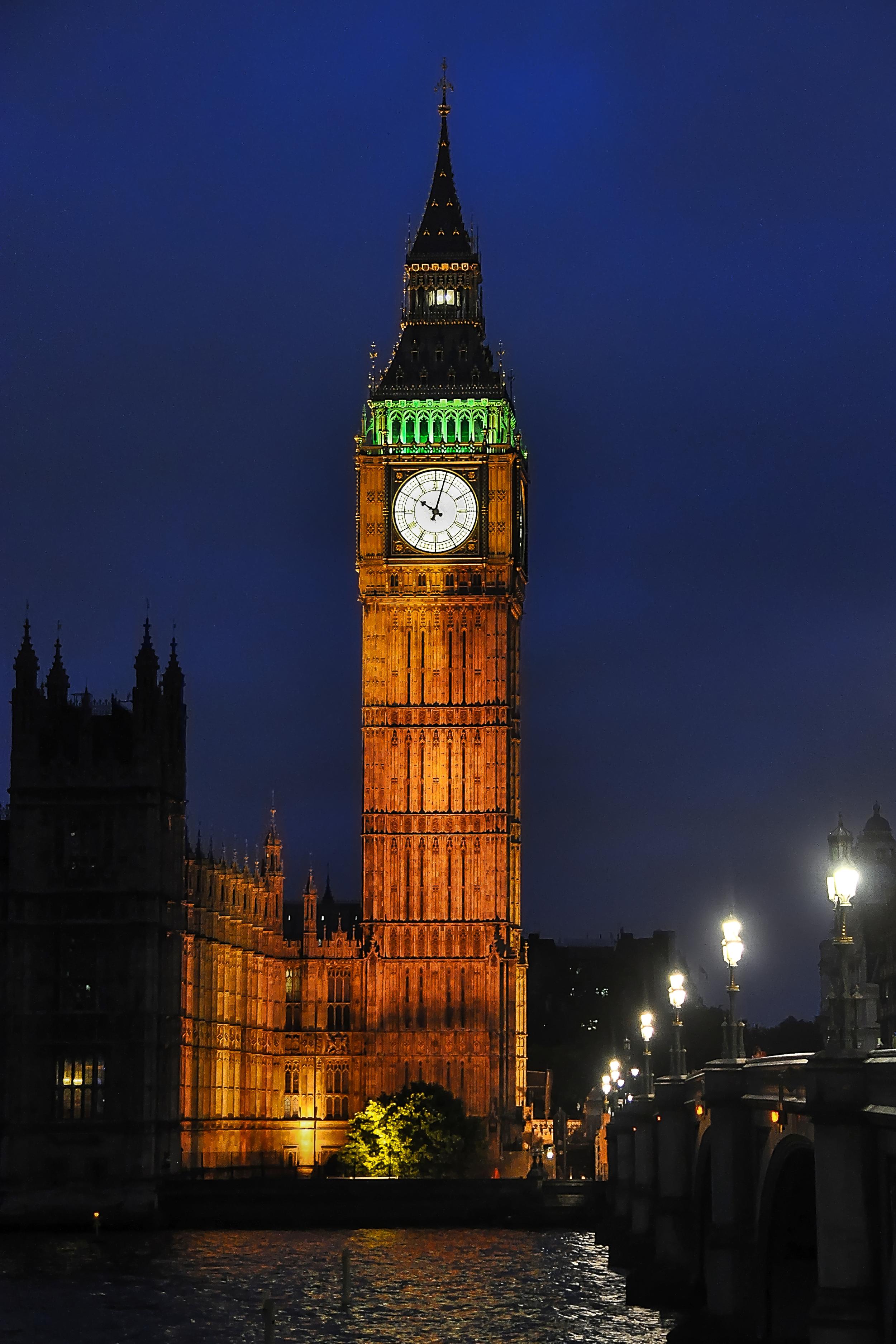 Timeless London - Big Ben (London, England)