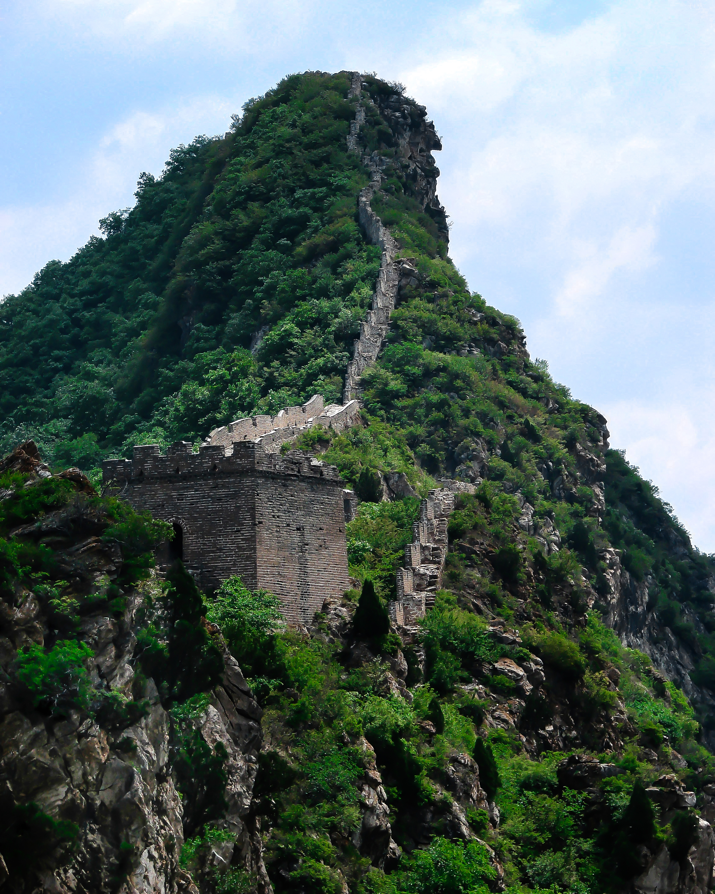 Stairway to Heaven - Great Wall (China)