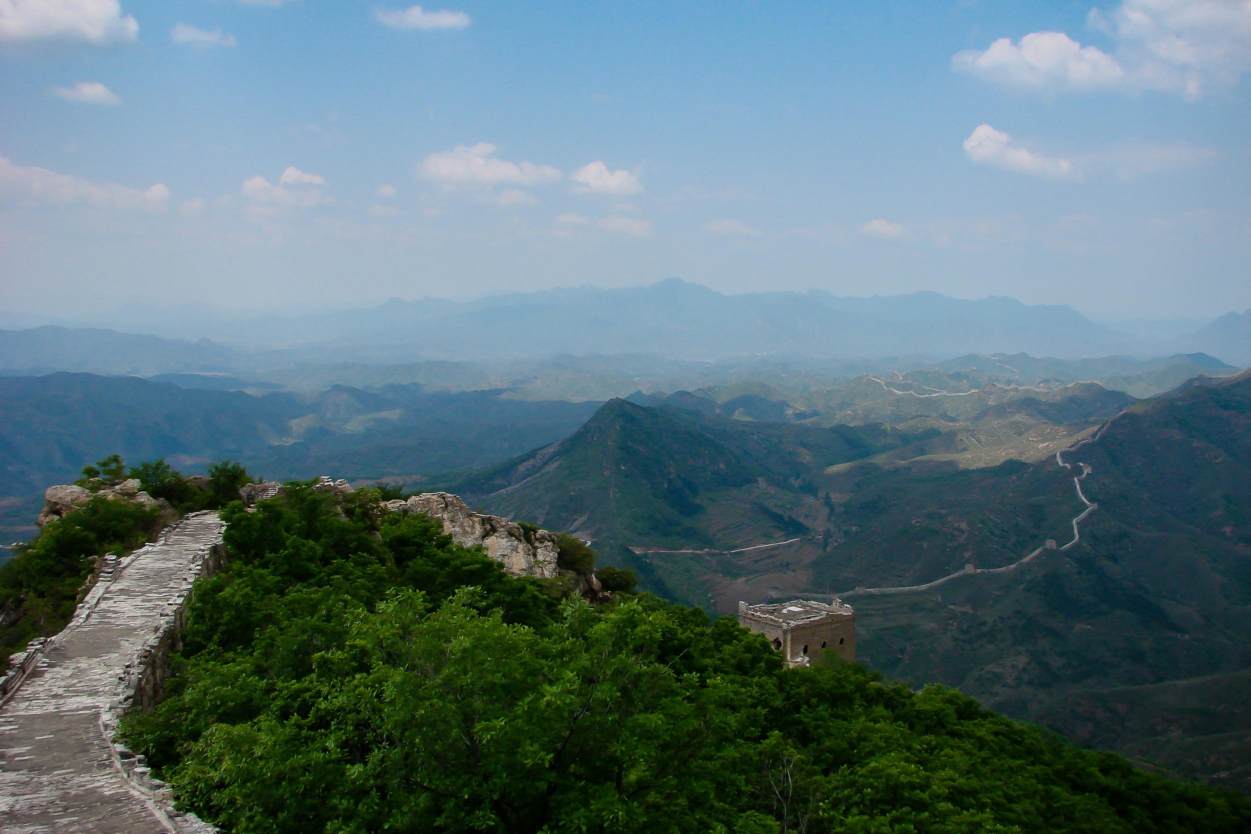 Wonder Wall - Great Wall (China)