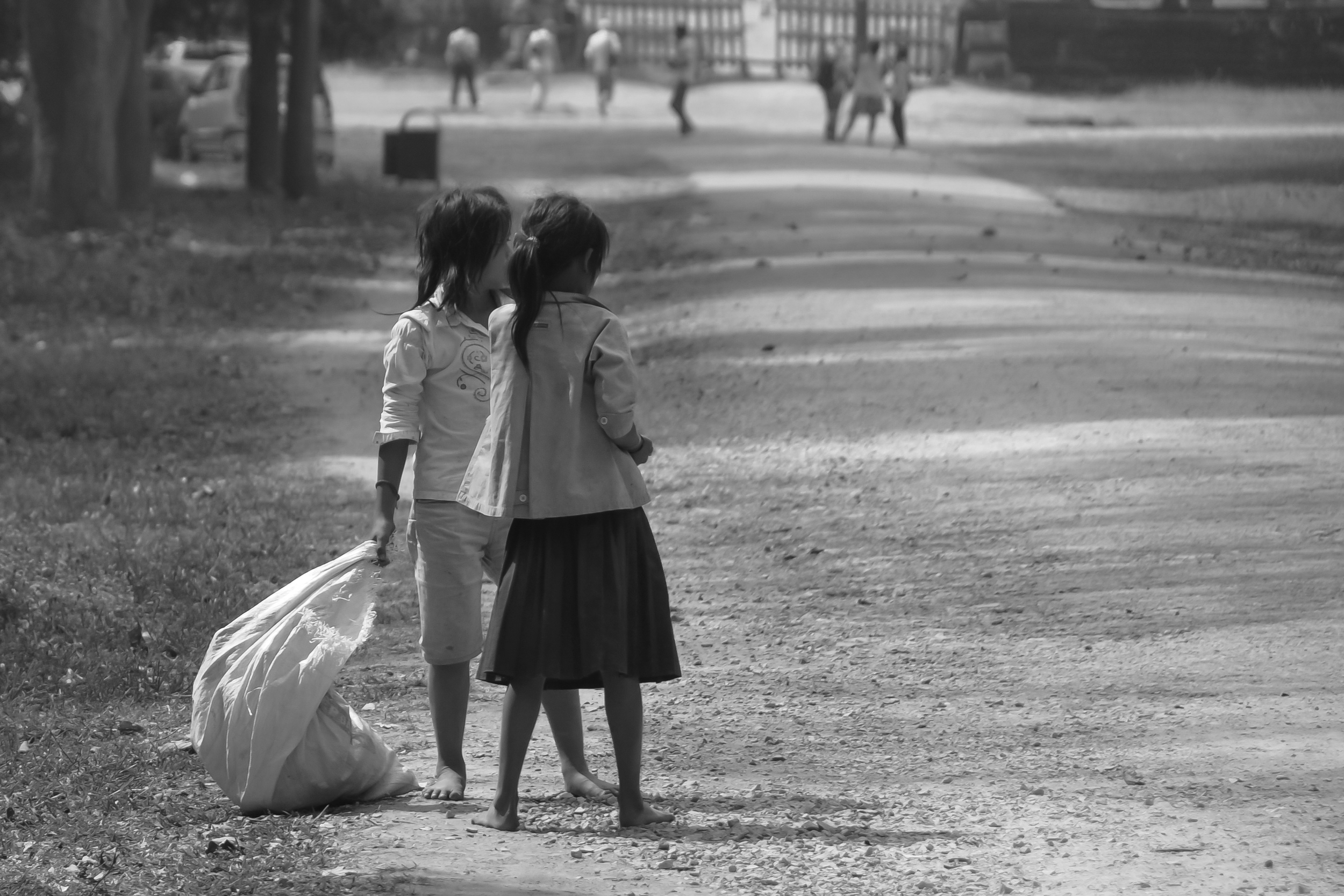 Lost Childhood - Cambodia