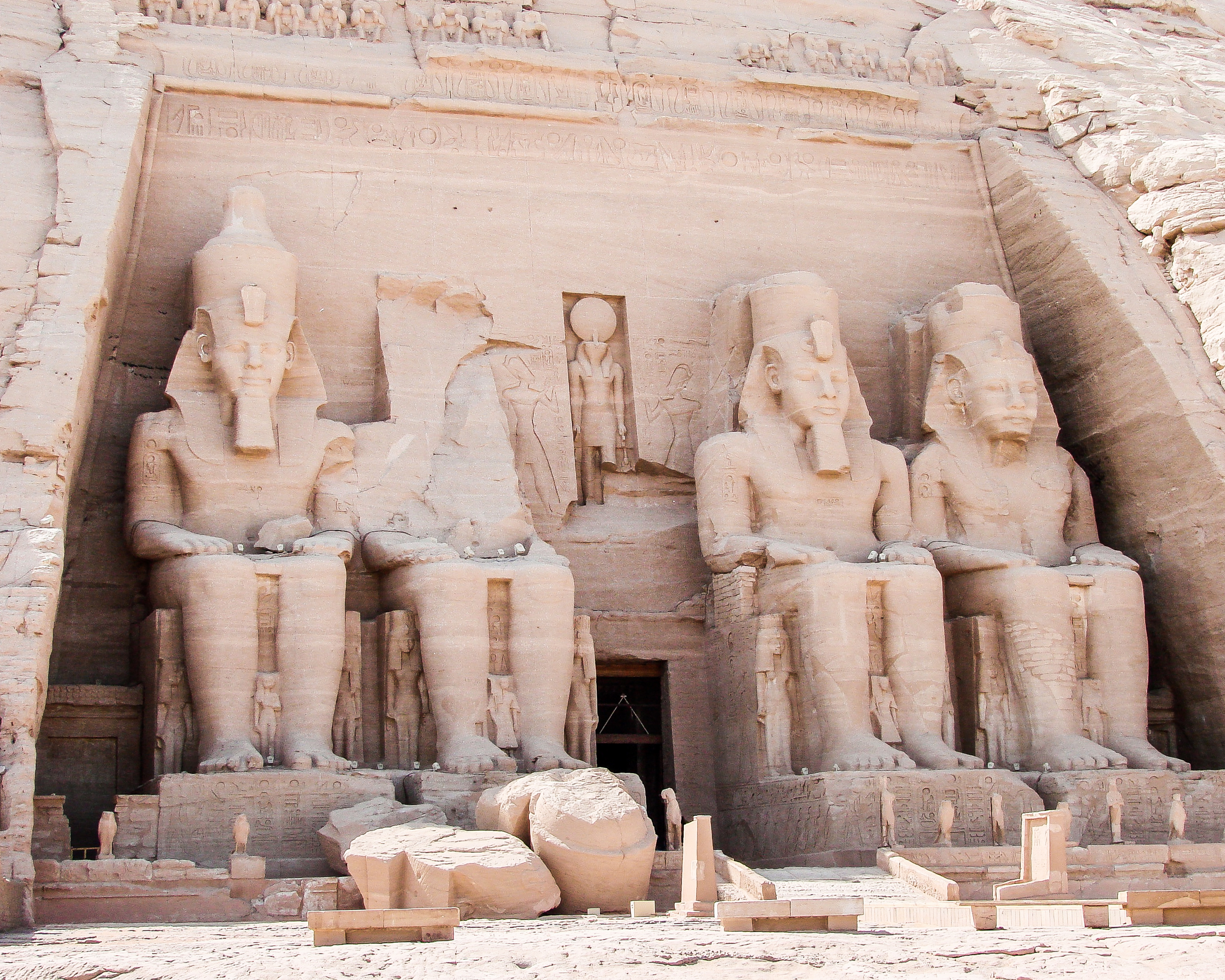 Power - Abu Simbel (Egypt)