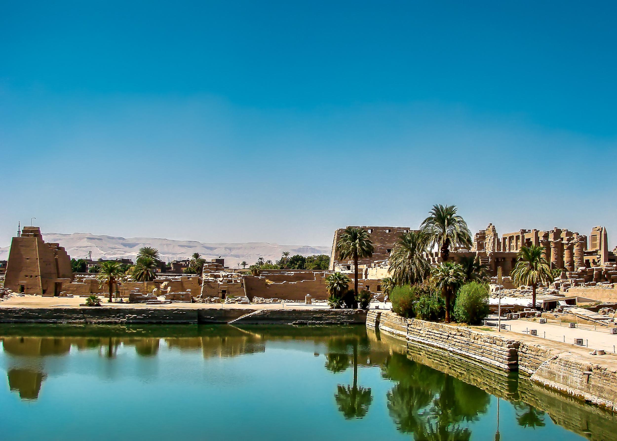 Karnak - Luxor, Egypt