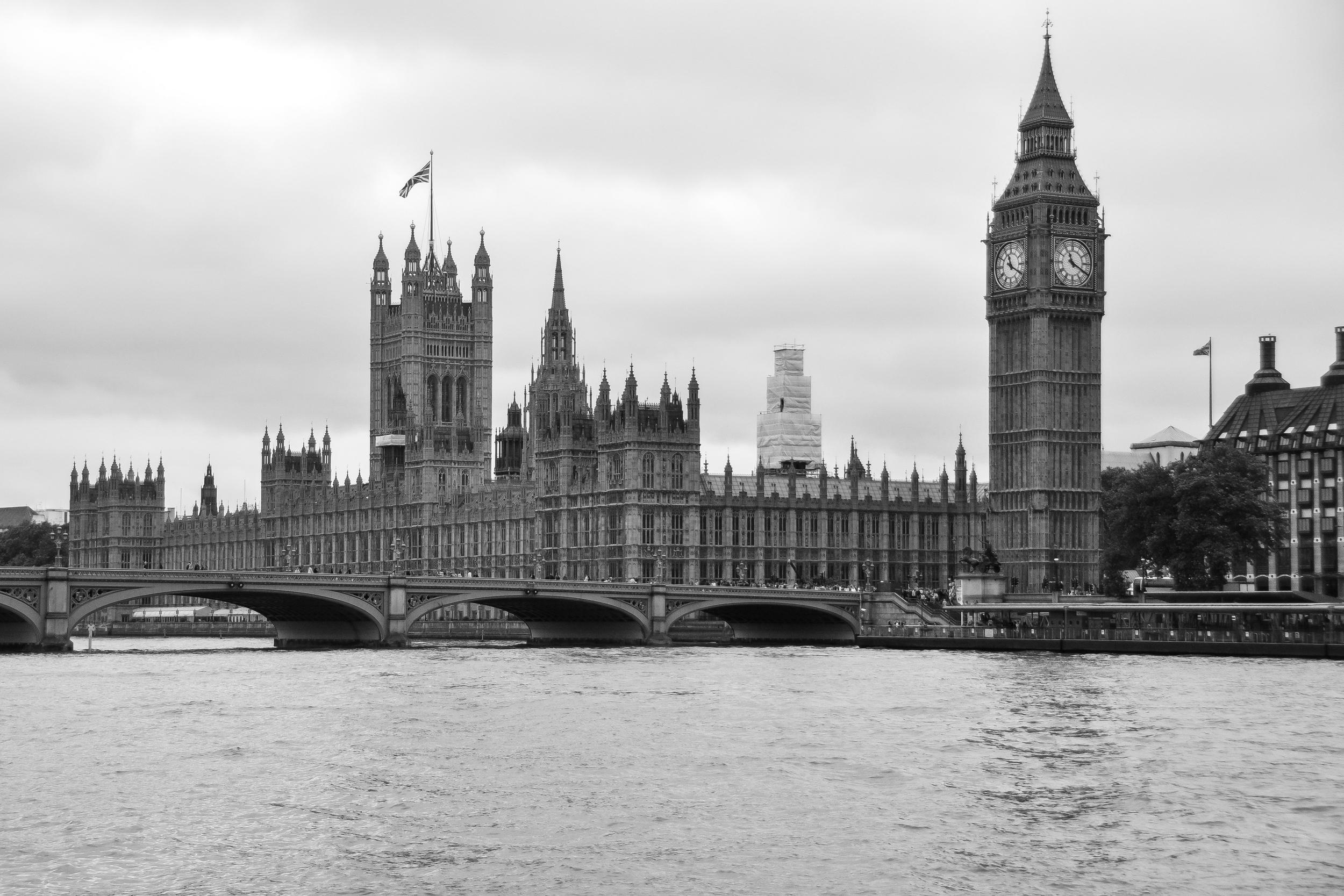English Parliament (London, England)