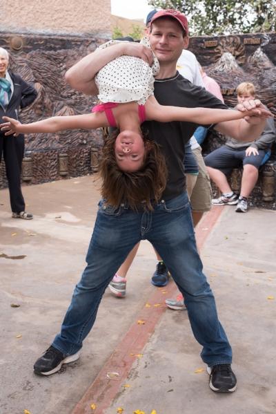 Walking the Equator
