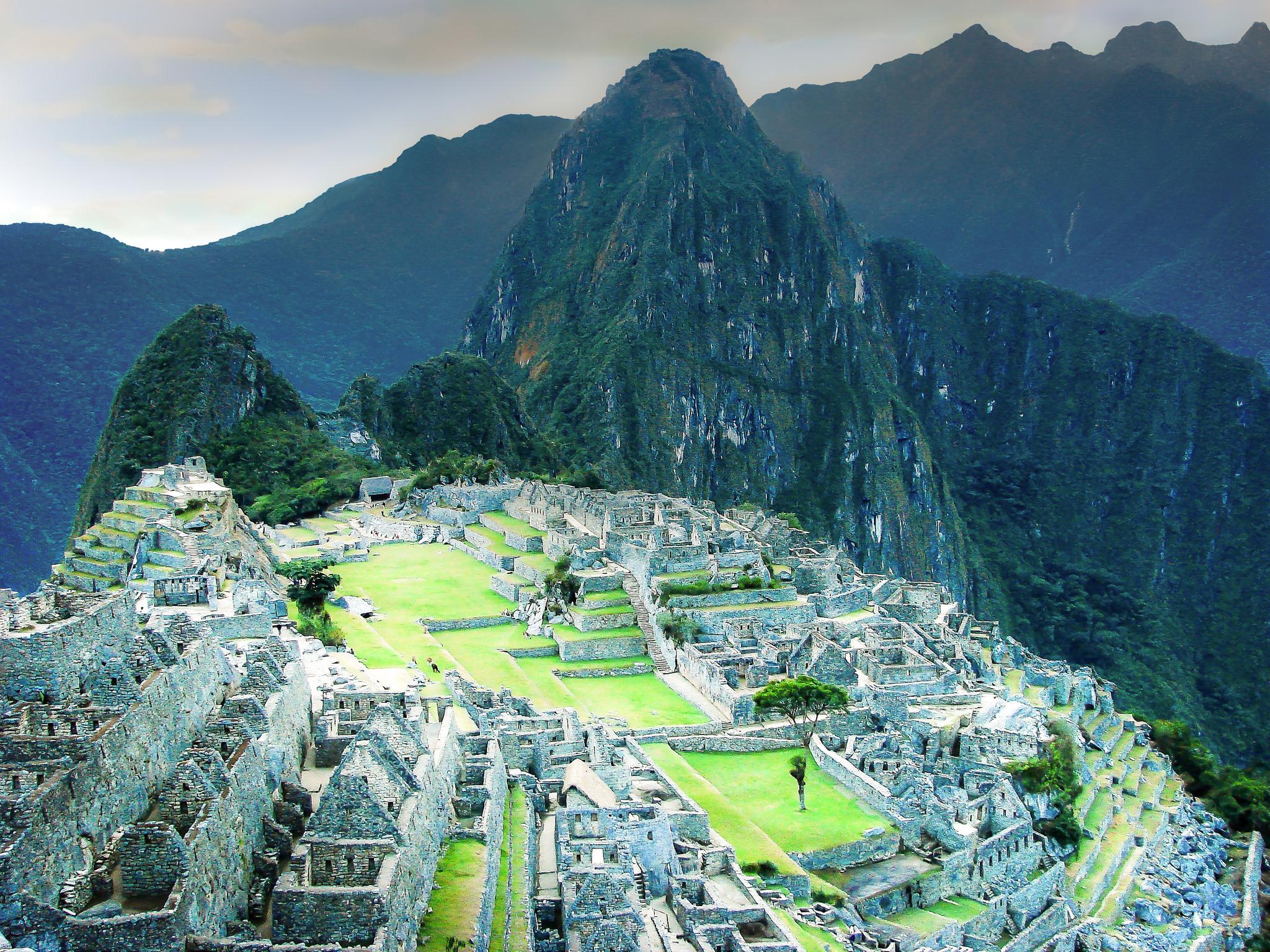 Lost City - Machu Picchu (Peru)