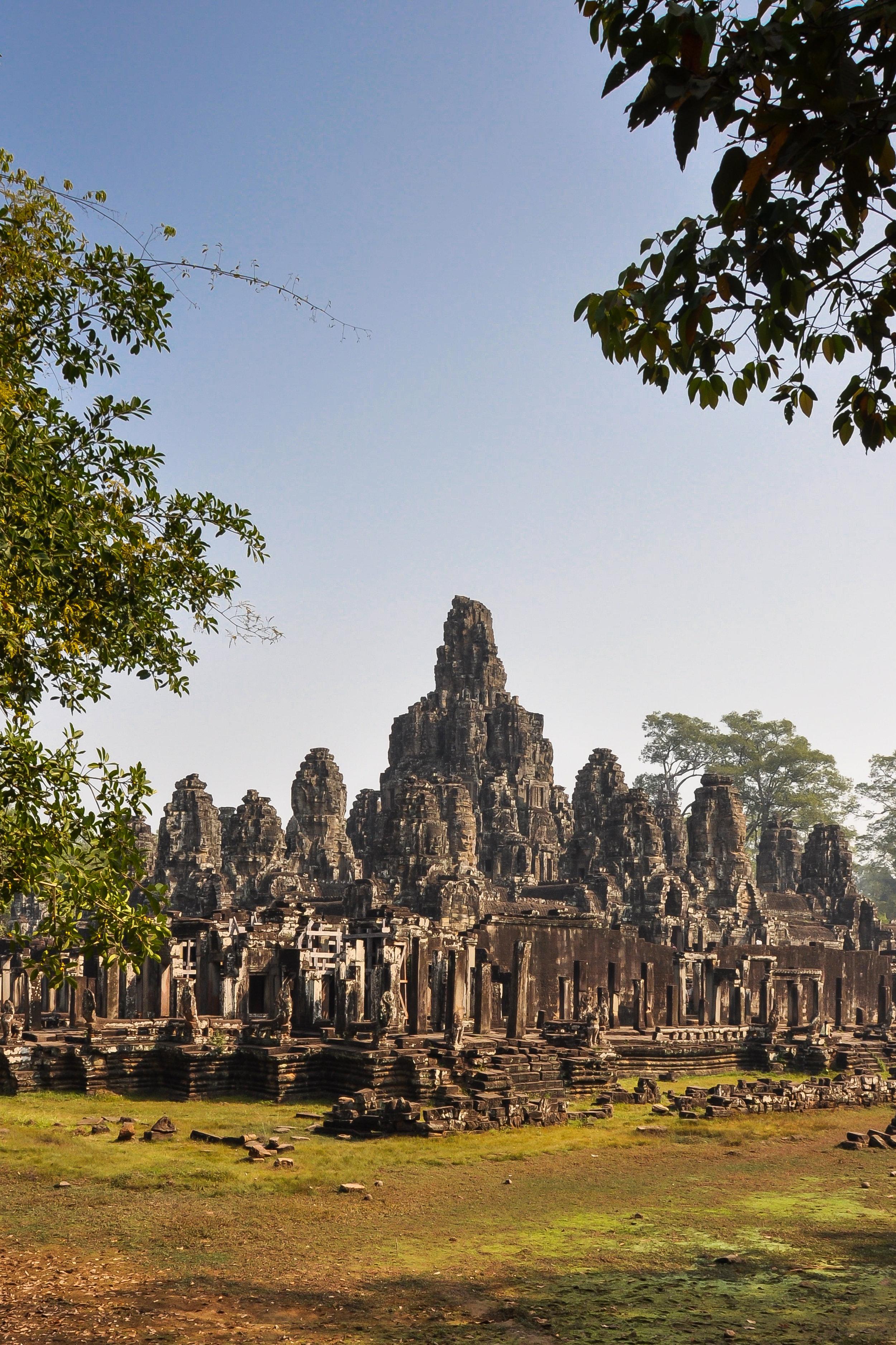 Bayon Temple - Cambodia