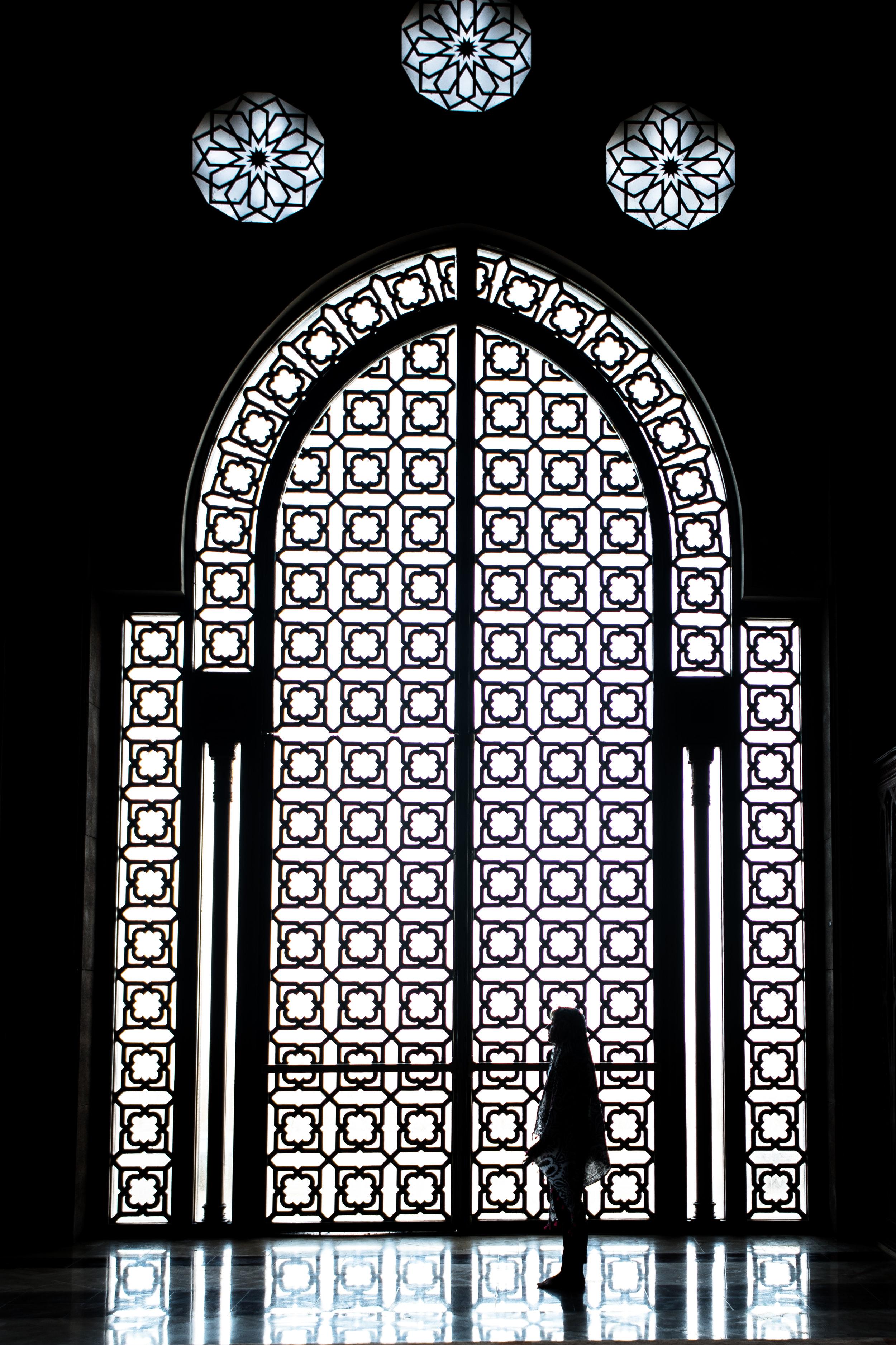 Casablanca - Massan II, Mosque (Casablanca, Morocco)