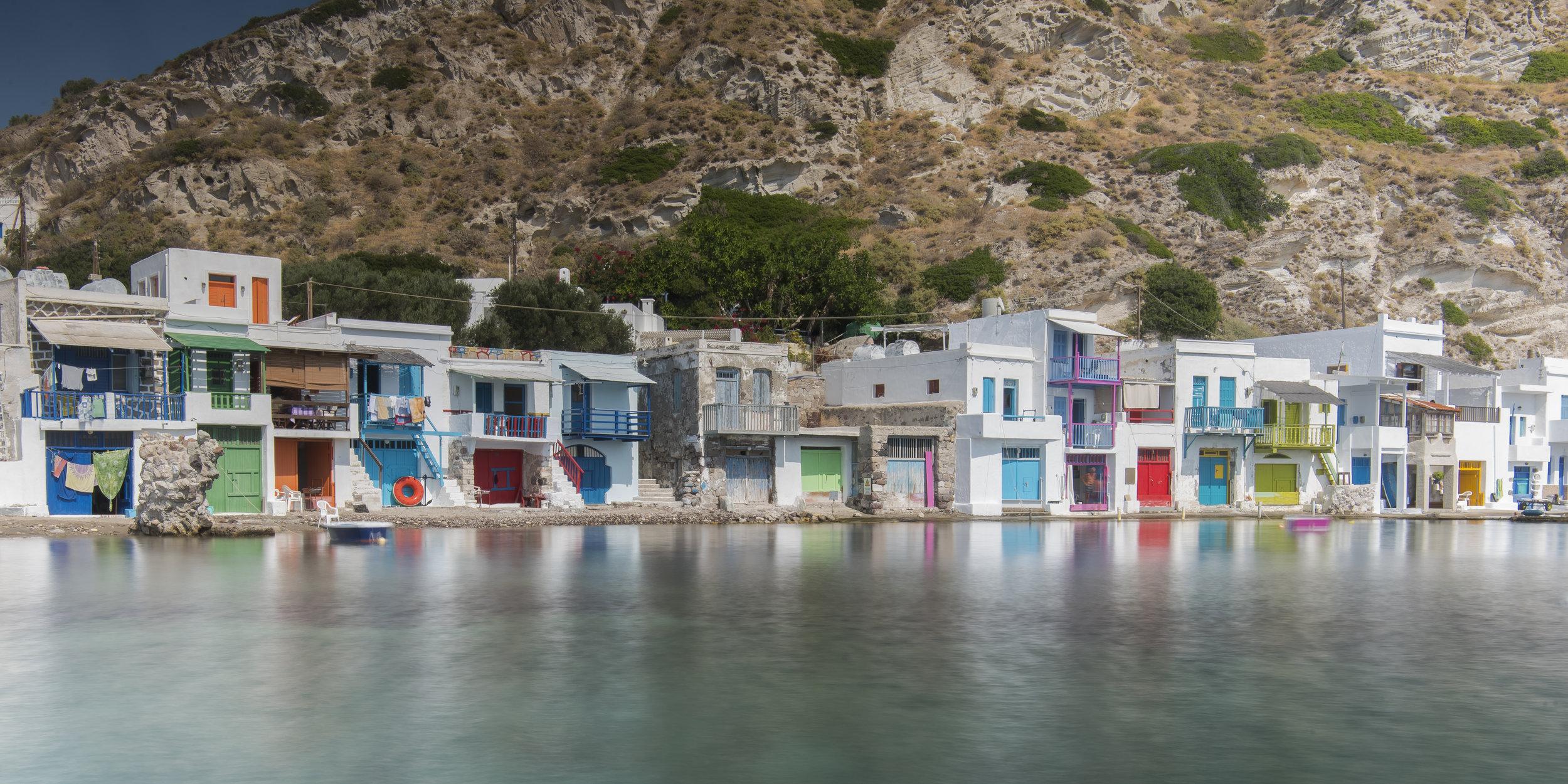 Fishing Village - Klima (Milos, Greece)